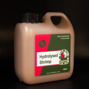 Hydrolysed shrimp